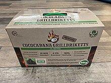 COCOCABANA KOKOS GRILLBRIKETTS 9 kg nachhaltige