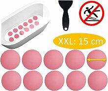 cocofy Große Anti-Rutsch Sticker für Dusche und