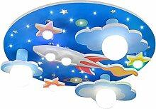 COCOL Kinderzimmer Deckenleuchte universum Sterne
