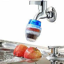 Coconut Carbon Home Küche Runde Wasserhahn