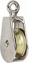 COFAN 18003024–Pack von 10Rollen Einfache Feste (Nickel, 40mm)