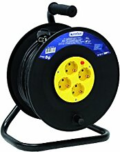 COFAN 51001110–Verlängerungskabel 4Steckdosen Kabel (50m)