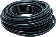 COFAN 51002217–Schlauch (Quarz, 3x 1mm, H05VV-F) schwarz