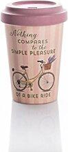 Coffe to go Becher Bamboo Cup (Bike Pleasure)
