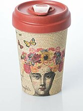 Coffe to go Becher Bamboo Cup (Good Thoughts)