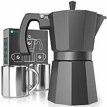 Coffee Gator-Espresso-Moka-Kanne -