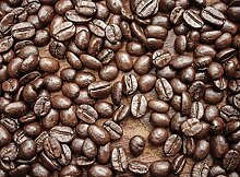 Coffee Kaffee Foto-Tapete - Größe 315x232 cm