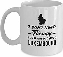 Coffee Mug - I Don't Need Therapy I just need