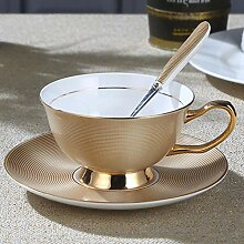 Coffee To Go Becher,1 Set European Tea Set
