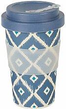 Coffee-to-go-Becher aus Bambus | Karo Design