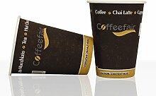 Coffeefair Automatenbecher to go 1000 Stk, 180ml,