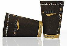 Coffeefair Coffee to go Becher Hartpapier 0,3l,