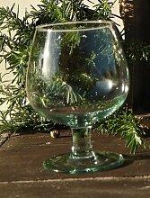 Cognac Koniak eco Recycling Glas Napoleon Recycled