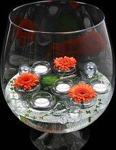 Cognacglas groß
