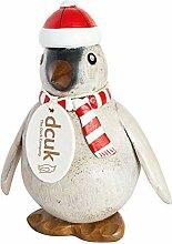 Coingallery DCUK Holz-Pinguin-Ornamente aus
