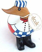 Coingallery DCUK klein Ducky Chef Schmuck Ente