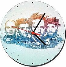 Coldplay A Wanduhren Wall Clock 20cm