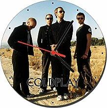 Coldplay B Wanduhren Wall Clock 20cm