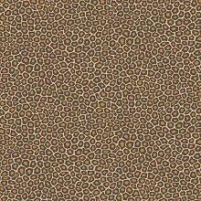 Cole & Son Senzo Spot Tapete Brown Gold (l) 1000 X