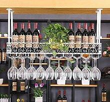 COLiJOL Flaschenhalter Weinhalter Hängend