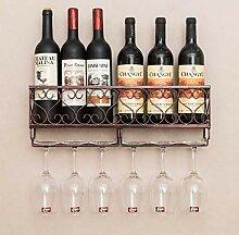 COLiJOL Flaschenhalter Weinhalter Wandhalterung