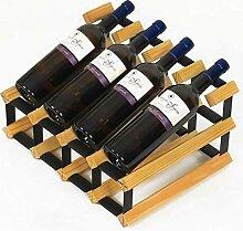 COLiJOL Flaschenhalter Weinhalter Weinregale