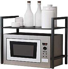 COLiJOL Küche Lagerregal Landing Mikrowelle