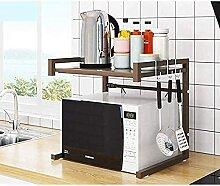 COLiJOL Küchen-Aufbewahrungsregal Arbeitsplatte