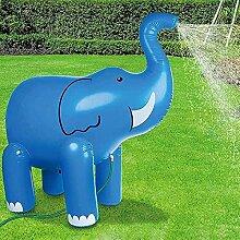 COLiJOL Planschbecken Elephant Yard Sprinkler, Pvc