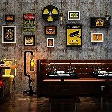 Collage Bilderrahmen Set, Umweltfreundliche
