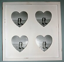 Collage-Rahmen 4 Hearts Alwyn Home