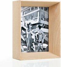 Collage-Rahmen Prado XLBoom Farbe: Holz, Größe: