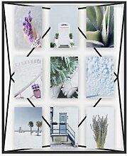 Collage-Rahmen Prisma Umbra Farbe: schwarz