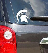 Collegiate NCAA Auto-Aufkleber aus hochwertigem