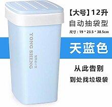 Colo Automatischer Papierkorb Mülleimer