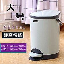 Colo Fußabfallküche mit Deckelbadezimmerpedal