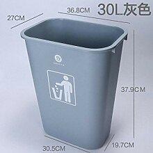 Colo Mülleimer ohne Deckel und schwer