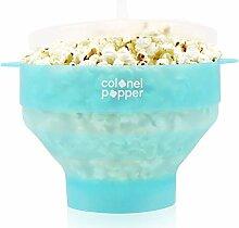 Colonel Popper Mikrowellen-Popcorn-Maschine