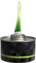 Color Torch, Gartenfackel, Farbe: grün