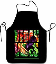Colorful products Bib Apron for Women Men Adults