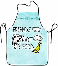 Colorful products Friends Not Food Vegan