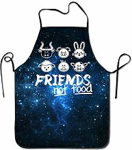 Colorful products Funny Apron Chef Kitchen Cooking