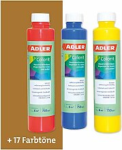Colorit-AF 506 Abtönfarbe 750ml Ocker Wandfarbe