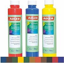 Colorit-AF 516 Abtönfarbe 750ml Weinrot Wandfarbe