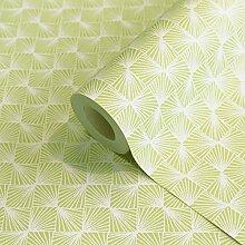 Coloroll M1320 Tapete grün