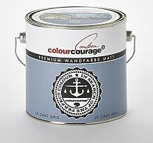 colourcourage L709449574 Premium matt Le Chat Gris