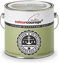 colourcourage L709449577 Premium matt Herbes de