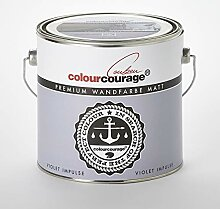 colourcourage L709449597 Premium matt Violet