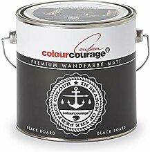 colourcourage L709449605 Premium matt Black Board
