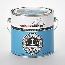 colourcourage L709449L06 Premium matt Newquay Blue